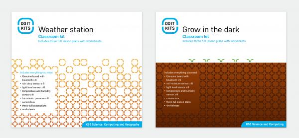 Do It Kits packaging