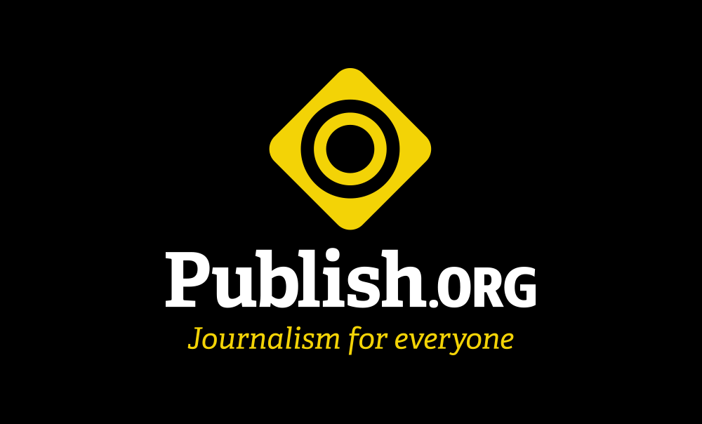 The Publish.org logo