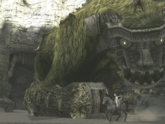 Shadow of the Colossus (©Sony Computer Entertainment)